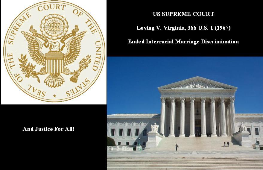 Interracial marriage supreme court case