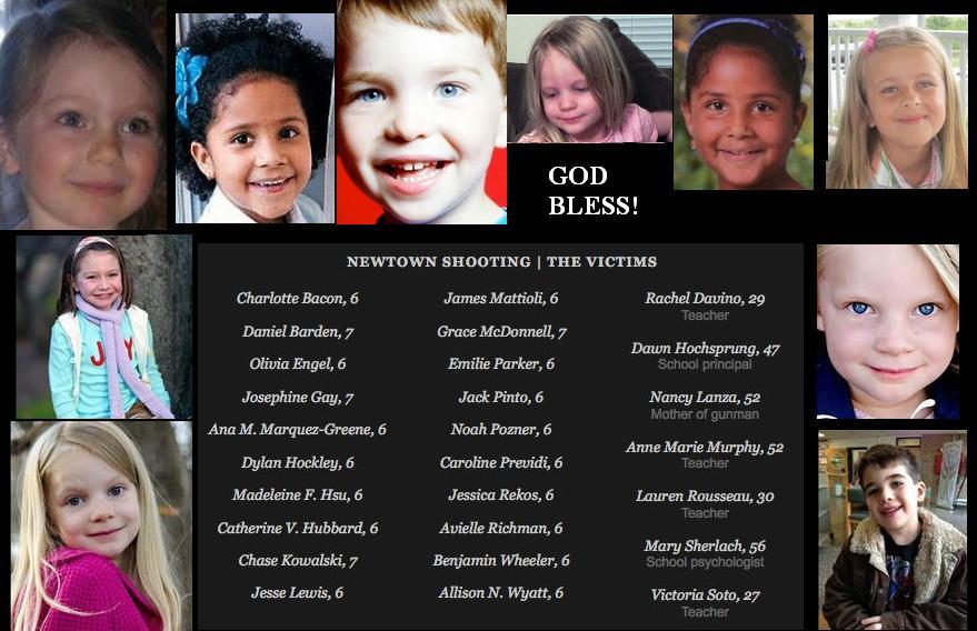 Sandy Hook School Victims