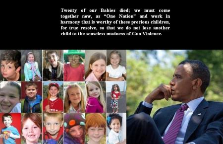 SANDY HOOK VICTIMS - ALL OUR OF CHILDREN