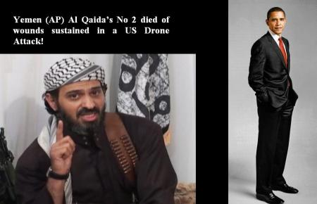 PRESIDENT OBAMA THE DRONE-MAN