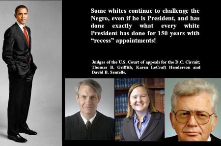 PRESIDENT OBAMA - WHITES RACISM
