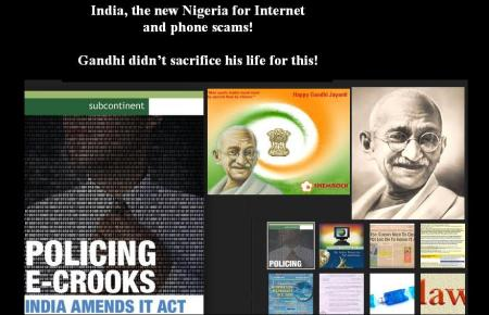 INDIA - THE NEW NIGERIA - SCAMS