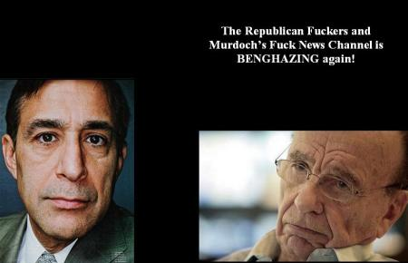 DARRELL ISSA - FUCK NEWS CHANNEL