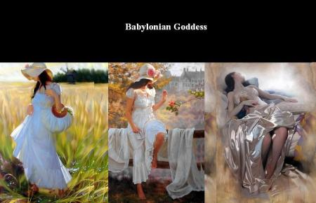 BABYLONIAN GODDESS OCT 29 13
