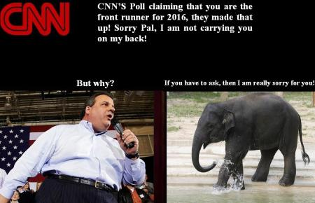 CHRIS CHRISTIE - CNN