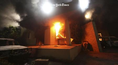 BENGHAZI - NY TIMES - A DEADLY MIX