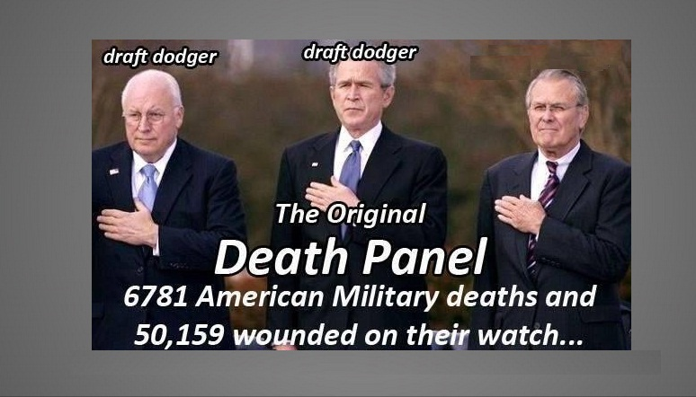 Dick Cheney Draft Dodger