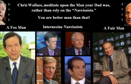 CHRIS WALLACE AND FATHER -2