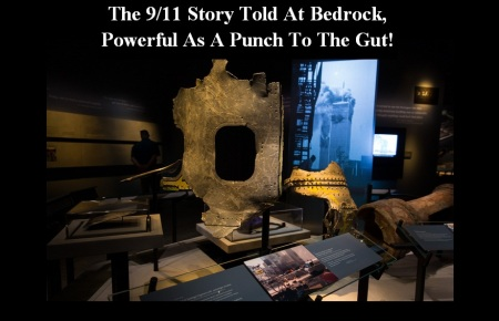 SEPTEMBER 11 - 2001 STORY - SOLID AS A BEDROCK