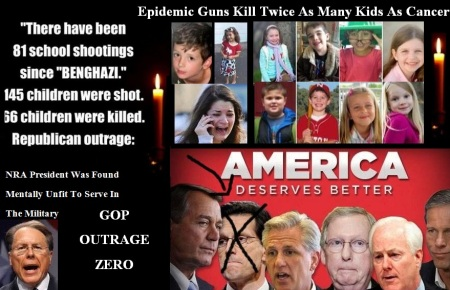 GUNS - KIDS - VIOLENCE - DEATH