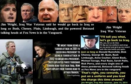 JIM WRIGHT IRAQ WAR VETERAN JUNE 14 2014
