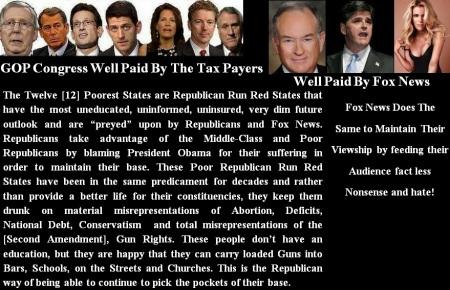 AMERICA-GOP-FOX-12 POOR STATES