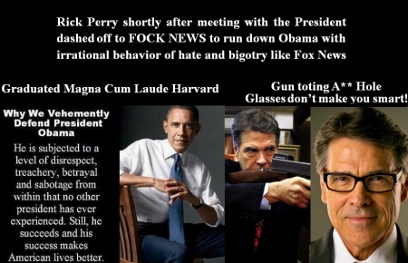 AMERICA - OBAMA - PERRY - BORDER