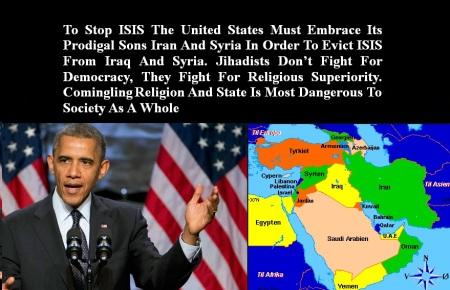 AMERICA - OBAMA - USA- IRAN-SYRIA