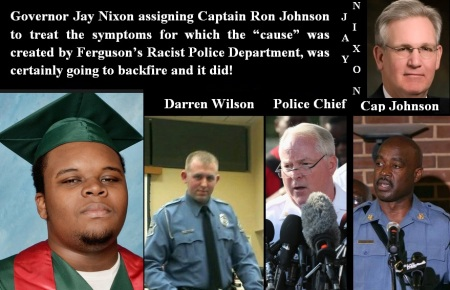 MICHAEL BROWN - AND JUSTICE FOR ALL