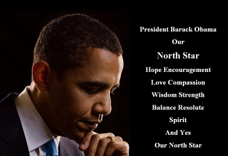 BARACK OBAMA - OUR NORTH STAR