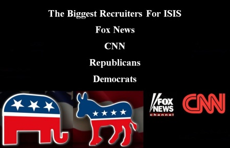 ISIS BIGGEST RECRUITERS