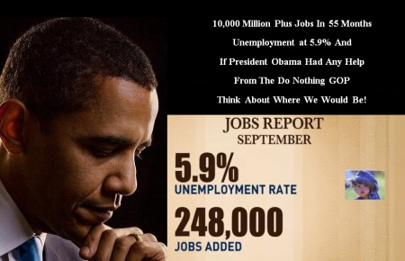 BARACK OBAMA - JOBS SEP 3 14
