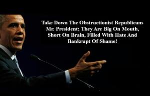 GOP BANKRUPT OF SHAME