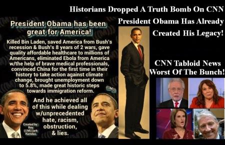 CNN - HISTORIANS - OBAMA DEC 1 14
