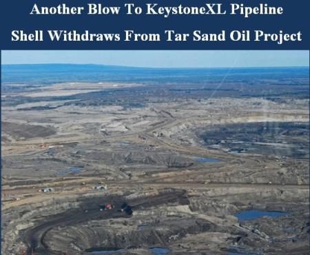 KEYSTONE SHELL WITHDRAWS