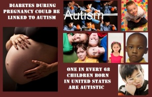 CHILDREN - AUTISM APRIL 15 2015