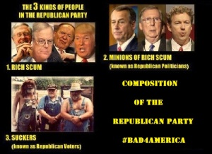 COMPOSITION OF THE REPUBLICAN PARTY -4
