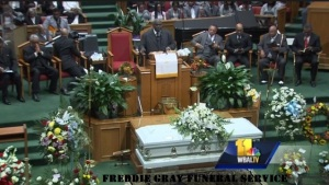 FREDDIE GRAY FUNERAL SERVICE