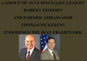 IRAN EINHORN PICKERING