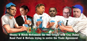BARACK OBAMA MITCH McCONNELL TRADE DEAL-2