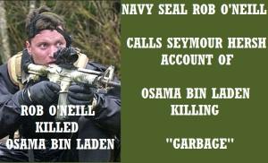 BIN LADEN SEYMOUR HERSH ROB O'NEILL BIN LADEN - 3