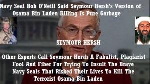 BIN LADEN SEYMOUR HERSH ROB O'NEILL BIN LADEN - 4