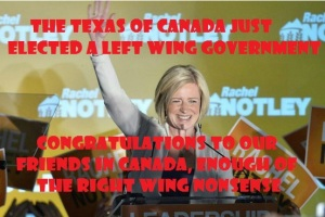 CANADA - GREAT NEWS MAY 7 2015