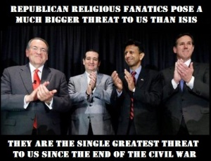 HITLER ADOLF - REPUBLICANS - CHRISTIANITY