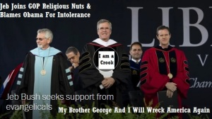JEB BUSH AND RELIGION