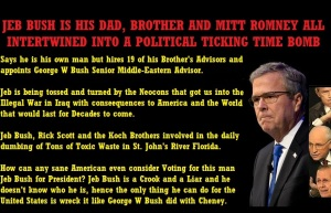 JEB BUSH - MAY 22 15 - 2