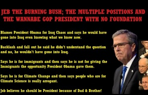 JEB BUSH - MAY 22 15