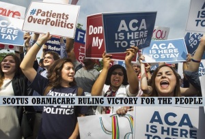 AFFORDABLE CARE ACT - OBAMACARE SCOTUS 2015 - 4
