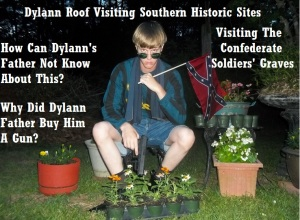 DYLANN ROOF - 2