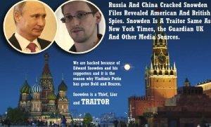 EDWARD SNOWDEN - BRITISH - USA SPIES JUNE 12 15 - 2