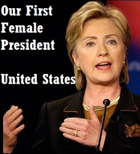 HILLARY CLINTON WHITE HOUSE - 1-A