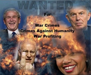 BARACK - BUSH CHENY PLUS CRIMES