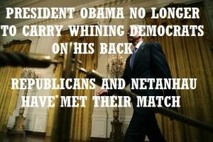 BARACK - WHINING DEMOCRATS