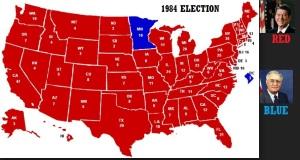 BERNIE SANDERS - 1984 ELECTION