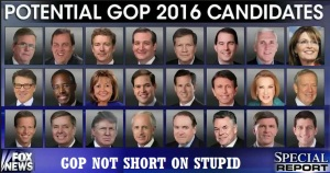 GOP HOPEFULS JUNE 6 2015 1