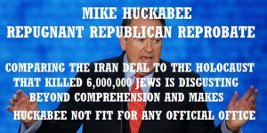 GOP - MIKE HUCKABEE 3
