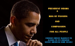 DENALI - THE GREAT ONE OBAMA