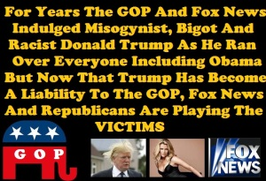DONALD TRUMP FOX GOP