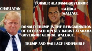 DONALD TRUMP - GEORGE WALLACE 2