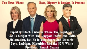 FOX NEWS - REPUBLICAN GOD - DUGGARS